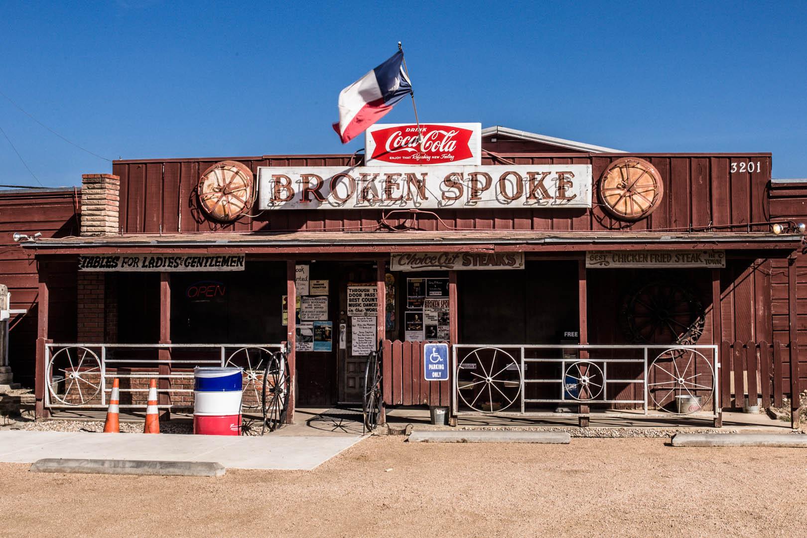 Broken Spoke, Austin