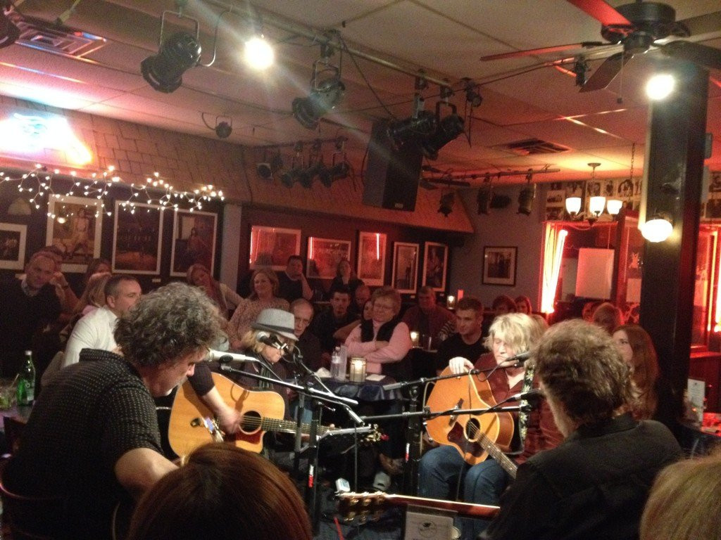 The Bluebird Cafe, Nashville
