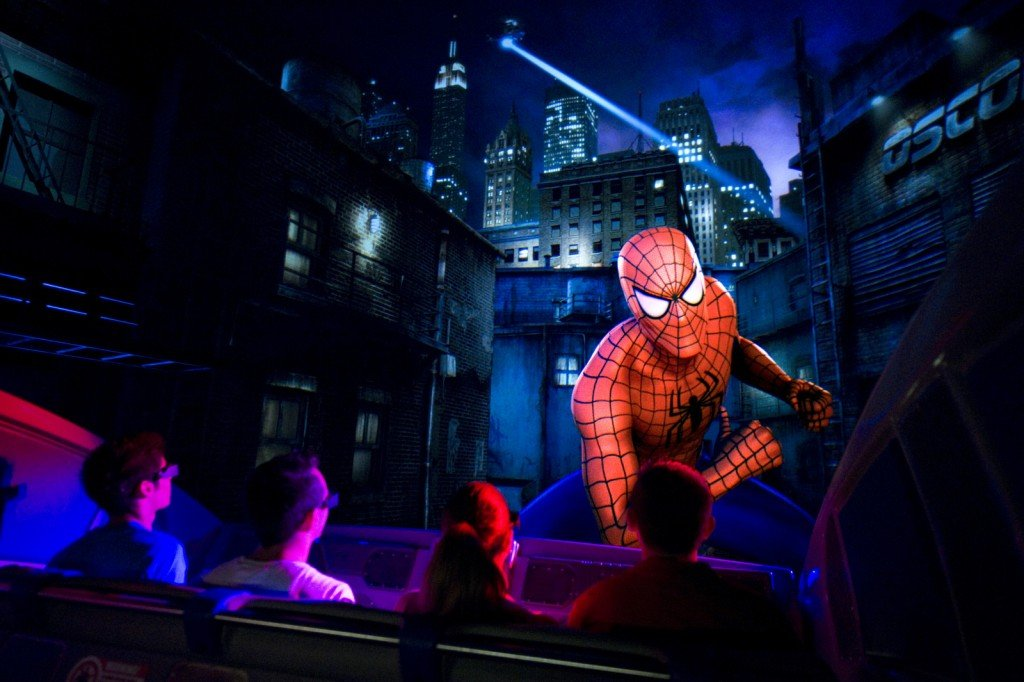 The-Amazing-Adventures-of-Spider-Man-Universal-islands