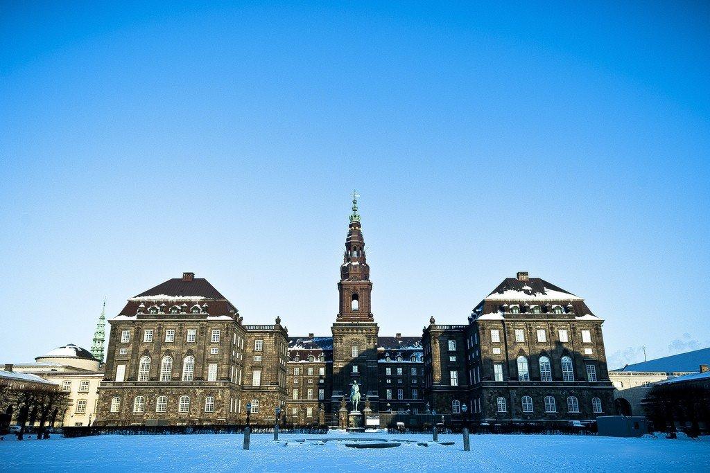 Christiansborg Palace - The Danish Parliament