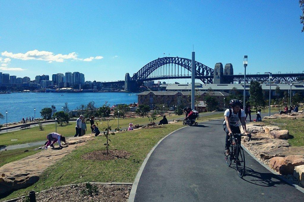 in Sydney