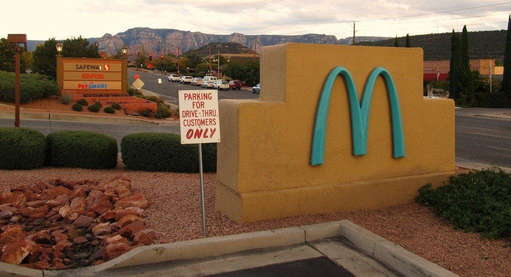 Rare McDonald
